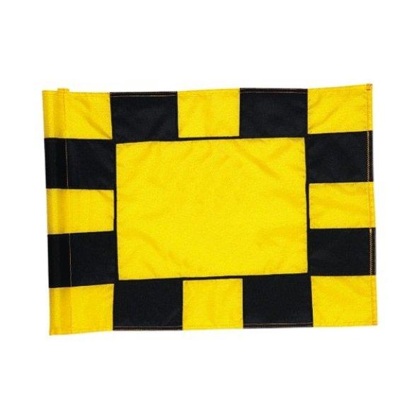Banderas cuadros abierto