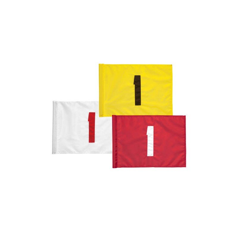Banderas numeradas 200