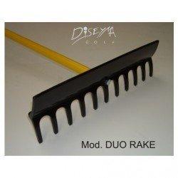 Duo-rake